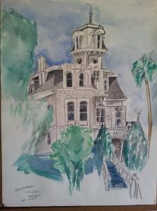 Art - Governor Mansion Sacramento