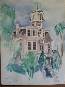 Art - Governor Mansion Sacramento