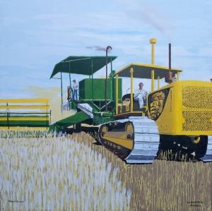 Harvesting 1963 - 06-28-2013