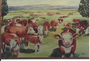 Art -Herd of 5000 '94