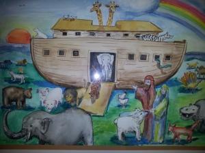 Art Noah's ark 1997 2012-07-11 14.47.32
