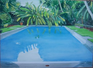 Art - Hemeingway Pool June 2012 For Website
