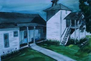 Art - Roberts Ranch - April 1987 cropped