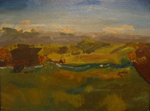 Copy of Heiskell Ranch 1961 Oil