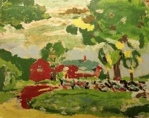 art-first-oil-1958